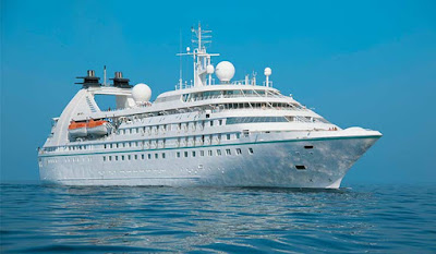 Windstar Cruises' Luxury Ship Star Pride to Sail a New England, Canada Cruises from New York and Boston.