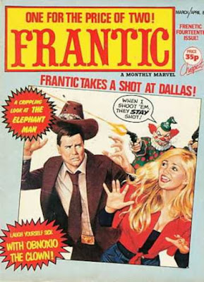 Frantic #14, Dallas