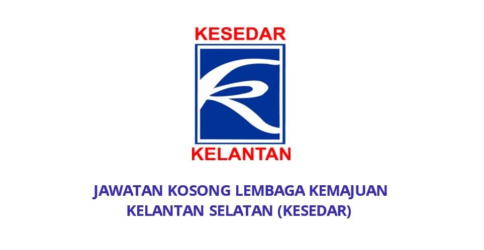 Jawatan Kosong Lembaga Kemajuan Kelantan Selatan 2020 Kesedar Spa