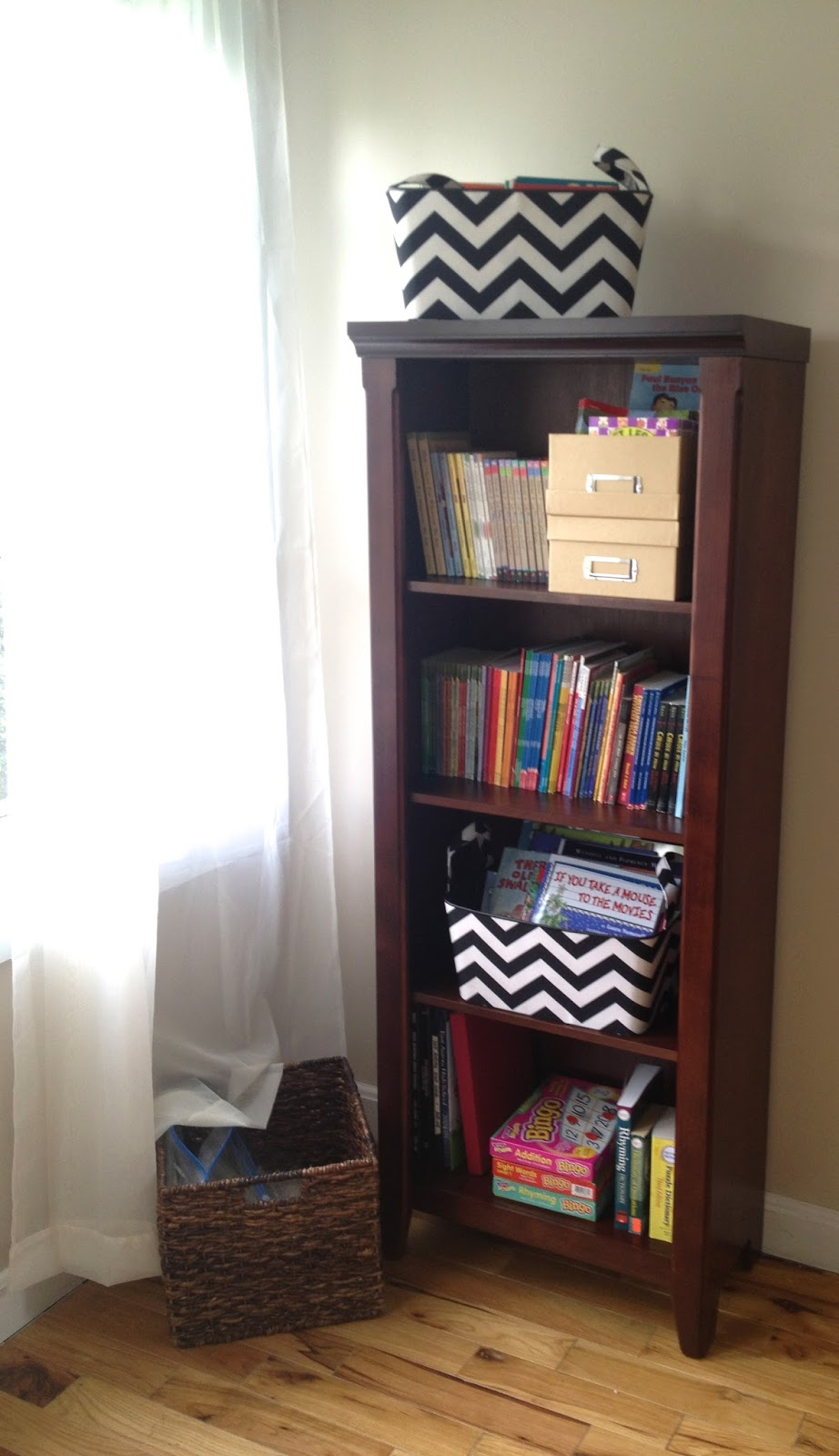 "Reorganizing Room: Reorganizing My ""Home"" Classroom"