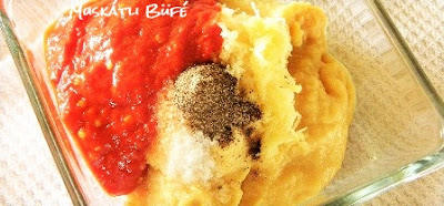 Kence parádé XV: Sült paprikás hummusz
