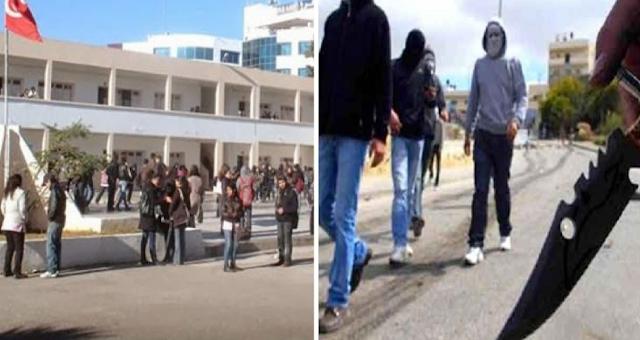 المهدية : منحرفون يقتحمون مدرسة و يعتدون على التلاميذ والإطار التربوي ..!