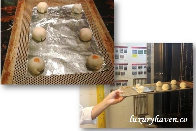 rws baked flaky crust mooncake recipe