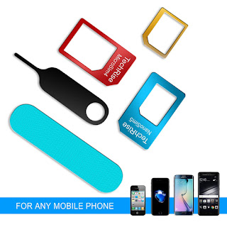 TechRise SIM Card Adapter