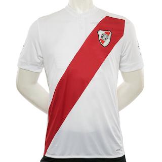 camiseta; river plate; 2018; sin BBVA; sin sponsors;
