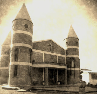 Igreja São Pelegrino, em Nova Prata