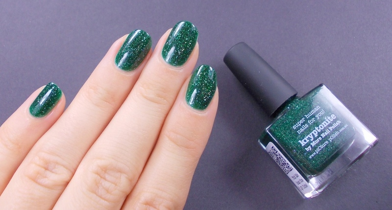 Picture polish Kryptonite swatch