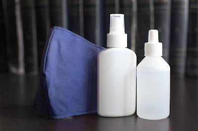 Hand Sanitizer Buatan Sendiri