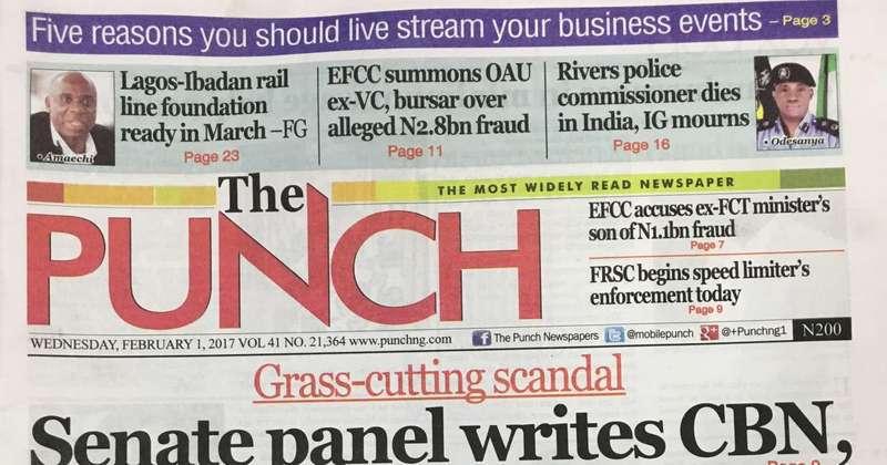 Roseglennorthdakota / Try These Vanguard Nigeria Newspapers Online
