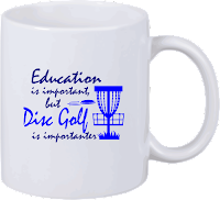Disc Golf Tasse Education