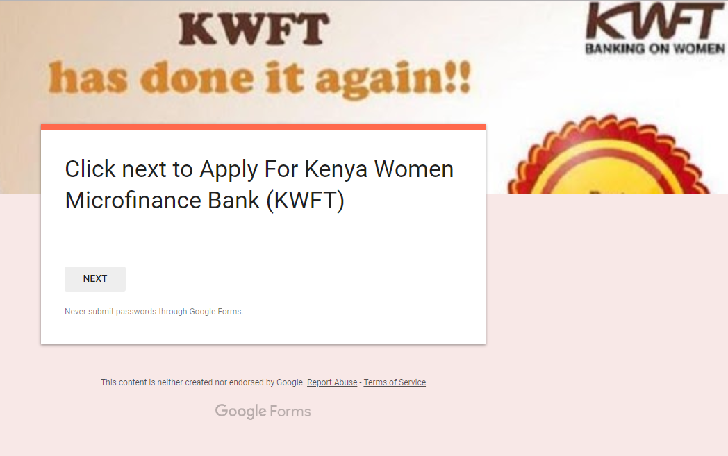Kenya Women Finance Trust (KWFT)