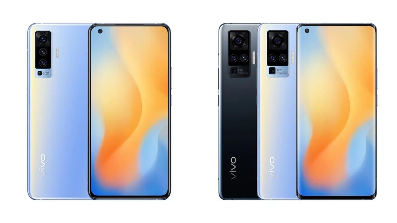 Vivo X50, Vivo X50 Pro, Vivo X50 Pro + launched