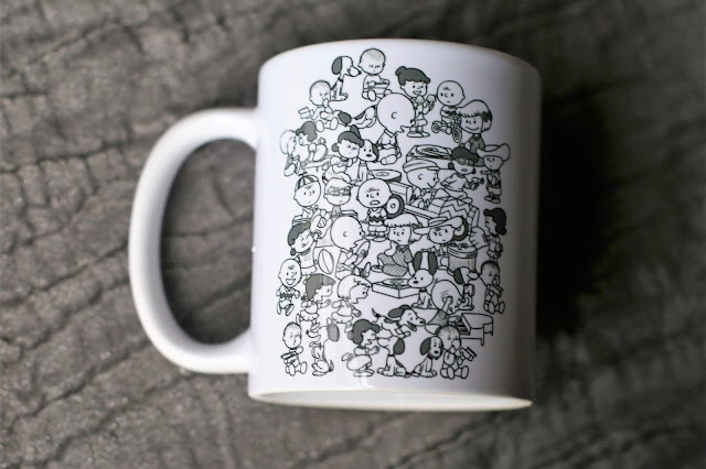 old school peanuts mug teepublic