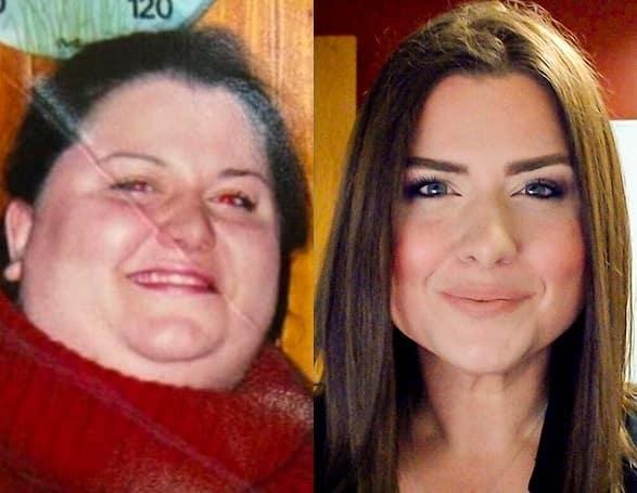 Les 10 plus belles métamorphoses de femmes qui ont perdu du poids