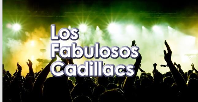 los Fabulosos Cadillacs Banda de Rock