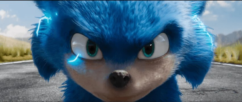 Sonic The Hedgehog Official Movie Trailer