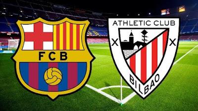 مشاهدة مباراة برشلونة واتلتيك بلباو اليوم 31-1-2021 بث مباشر في الدوري الاسباني