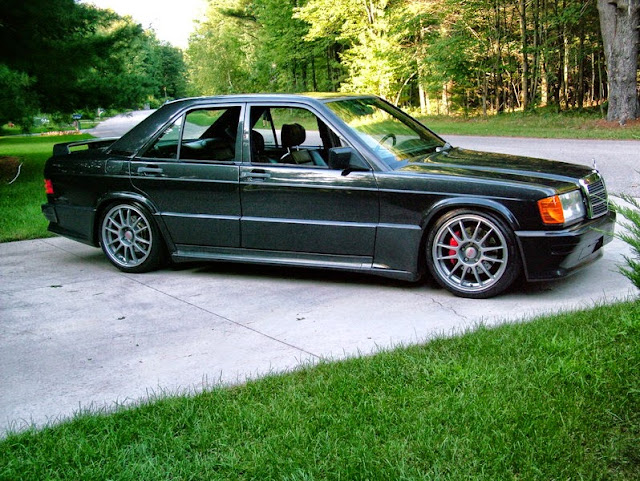 mercedes w201 oz wheels