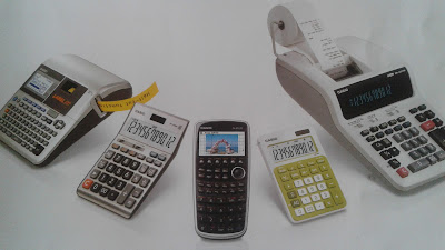 Calculatro Casio