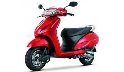 Honda Activa 3G  scooter image