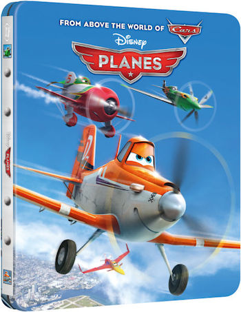 Planes 2013 Dual Audio Hindi 480p BRRip 300MB