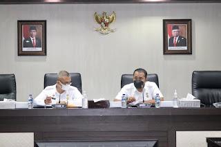 Wali Kota Medan DPMPTSP Segera Melakukan Perobahan IMB Menjadi PBG