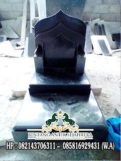 Nisan Kuburan Islam, Nisan Granit Model Terbaru, Nisan Granit Masjid
