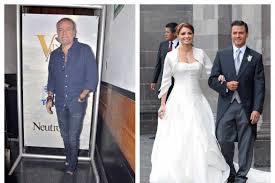 """""""El Guero"""" Castro habla sobre su relación con Angelica Rivera"""