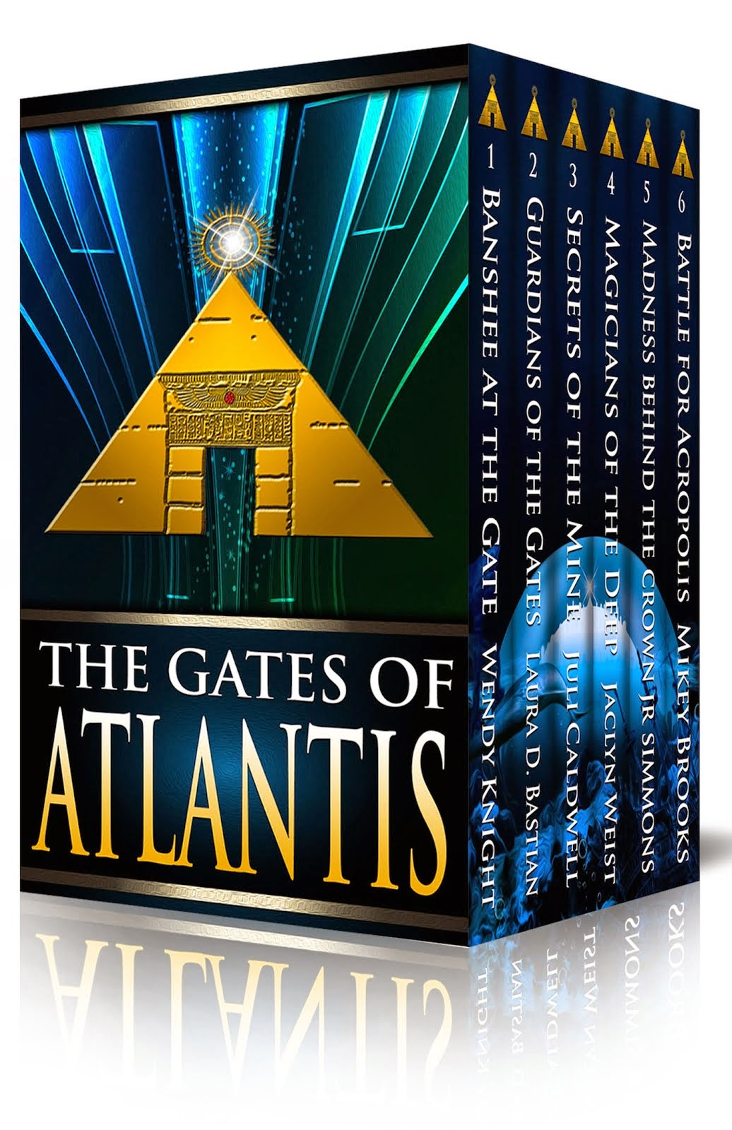 Gates of Atlantis: The Complete Collection
