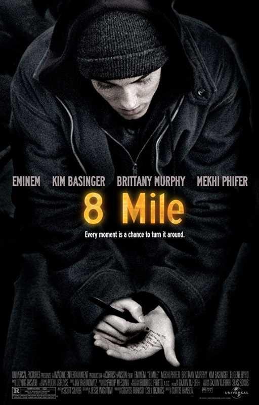 8 Mile 2002 720p Esub BluRay  Dual Audio English Hindi GOPISAHI