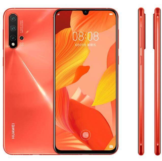 Huawei nova 5 Pro Orange