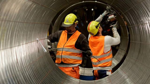 Οι ΗΠΑ δεν μπορούν πια να σταματήσουν την κατασκευή του Nord Stream 2