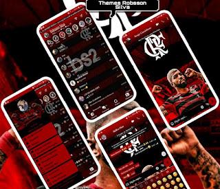 Flamengo Theme For YOWhatsApp & Fouad WhatsApp By Robsson