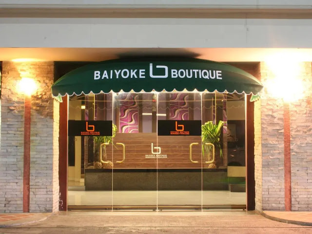 Baiyoke Boutique Hotel Thailand hotels