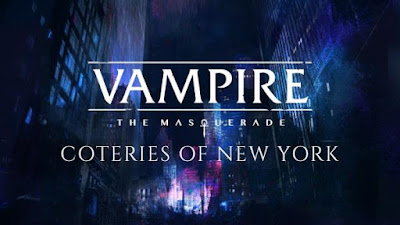 Play Vampire: The Masquerade – Coteries of New York with VPN