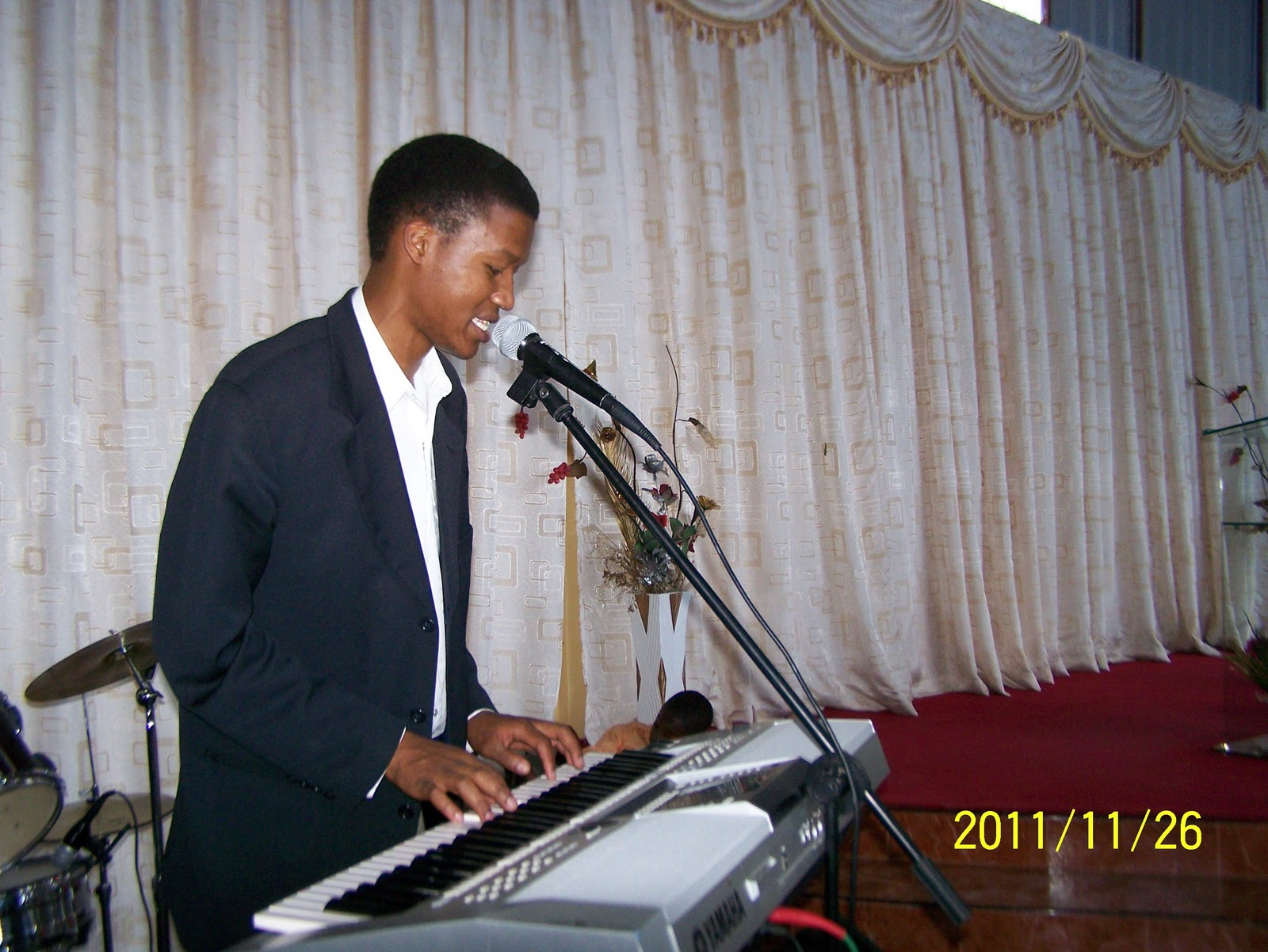 Youth Alive For Jesus Praise Leader At Winners Chapel Arusha