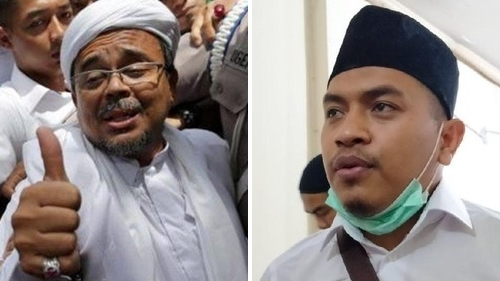 Soal HRS Batal Bebas, Aziz Yanuar Sebut Jaksa Ingin Menghukum Habib Rizieq 10 Tahun