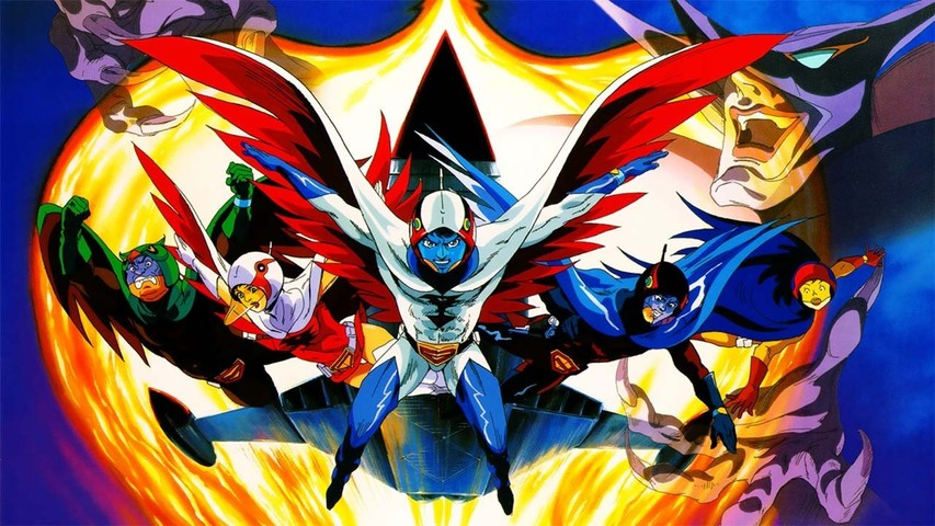 Sinopsis Science Ninja Team Gatchaman