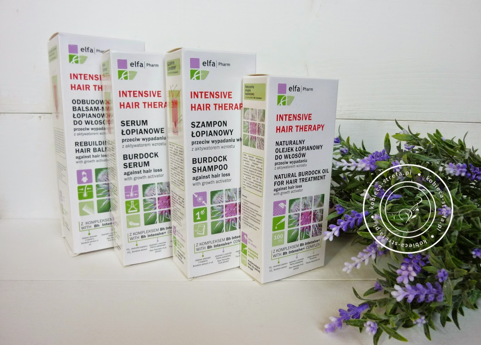 Intensive Hair Therapy czyli nowość od Green Pharmacy!