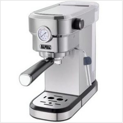 Almaz Espresso Coffee Maker Machine ACM6851. M;World's Best Coffee Maker
