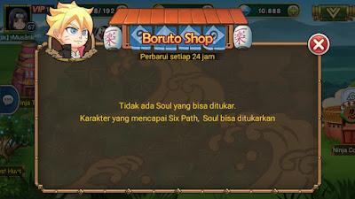 Boruto Store Ninja Rebirth_MangtoyPedia