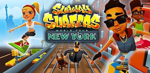 ve iOS için ba??ml?l?k yapacak bir oyun tavsiyesi: Subway Surfers