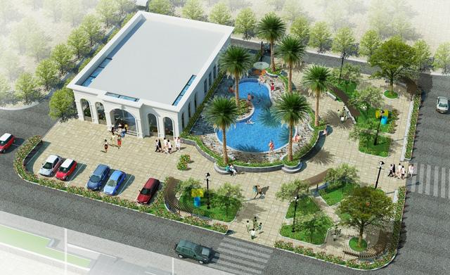 Hệ thống tiện ích vượt trội tại Eco City Long Biên