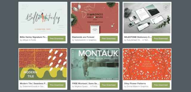 15 Situs Web Untuk Download Font Secara Gratis Terbaik