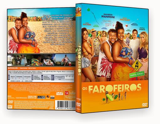 DVD-R OS FAROFEIROS – OFICIAL