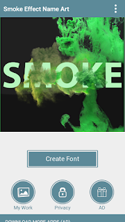 smoke name art