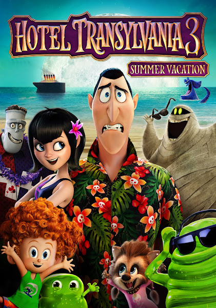 Hotel Transylvania 3 Summer Vacation Hindi Dubbed 2018 Full Movie Dual Audio 720p