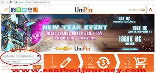 Menambah RPs menggunakan Unipin Seal BoD 1