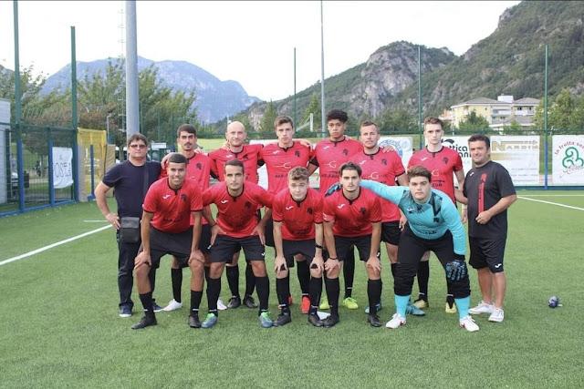 ILIRIA, la squadra albanese parte del campionato di seconda categoria