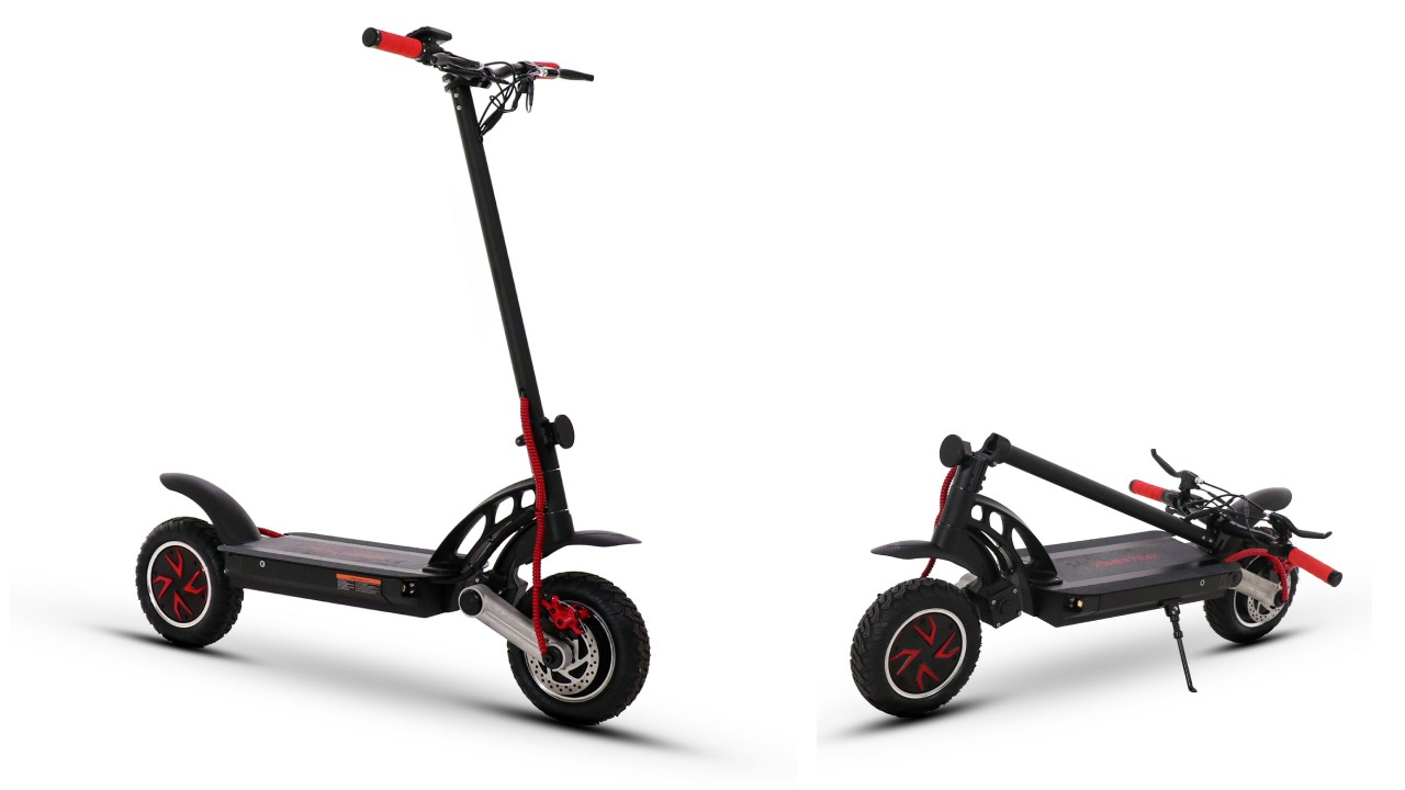 Chaos Freeride Scooter